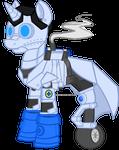 TF2 + MLP: Medicbot Pony