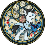 TF2+MLP+KH: MEDIC Stained Glass