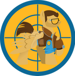 BLU Sniper Vector