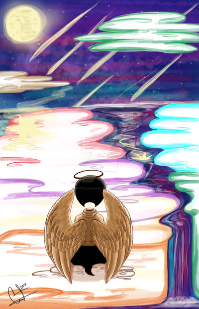 Batim/Batsm: Sky seeing by an Angel