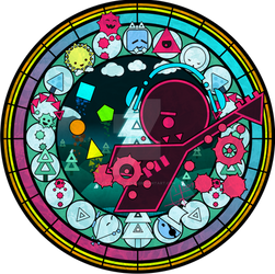 KH+JSaB Stained Glass: Purity