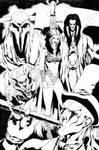 Evil Dead 2008 Ink by Paul-Ridgon