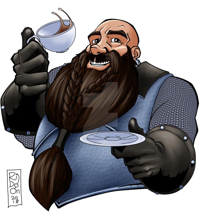 Dwarf by Paul-Ridgon