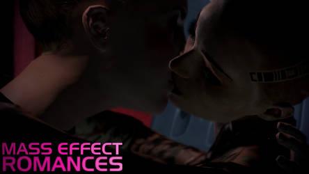 Mass Effect Romances: Jack by konny1970