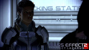 Mass Effect 2, Project Lazarus