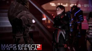 Mass Effect 2, On Omega