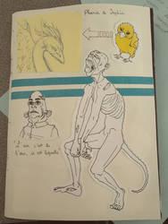 Nouveau Cahier by Valentynn