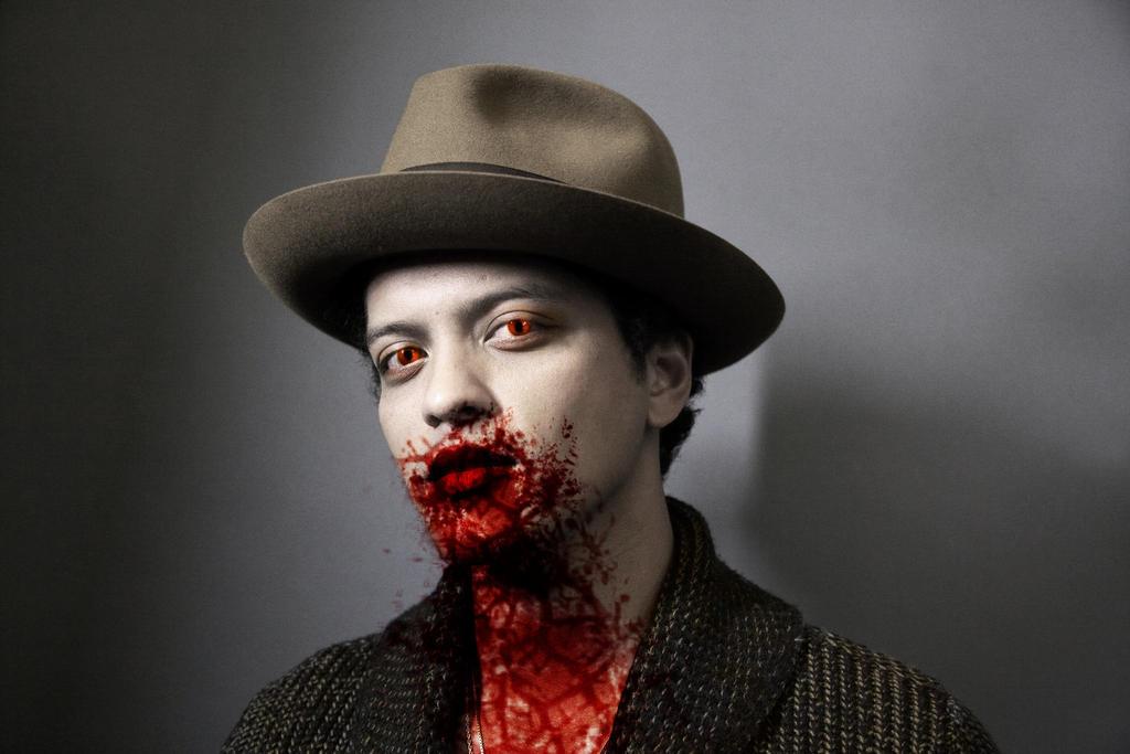 Bruno Mars Vampire By SimplyDarkerthanDeaF On DeviantArt