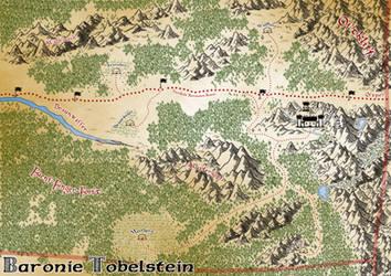 Karte aus Duell der Zauberer by SimonLasone