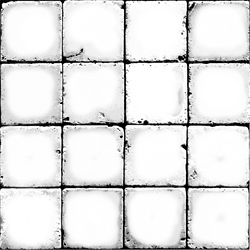 Shadow for Eroded Tiles