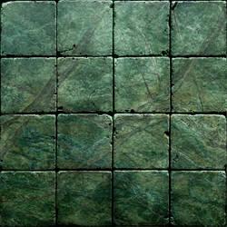 Green Dungeon Tiles by SimonLasone