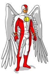 Sparrow Hawk version 1 by Ultramanzeta