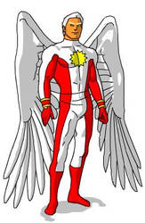 Sparrow Hawk Version 1 unmaskd by Ultramanzeta