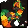 [commission] kawiku by samiesaurus