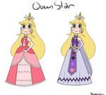Queen Star Butterfly