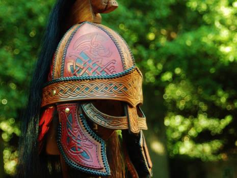 Beowulf Norse style helmet