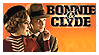 Bonnie and Clyde Musical Stamp by Buraddo-Purasu