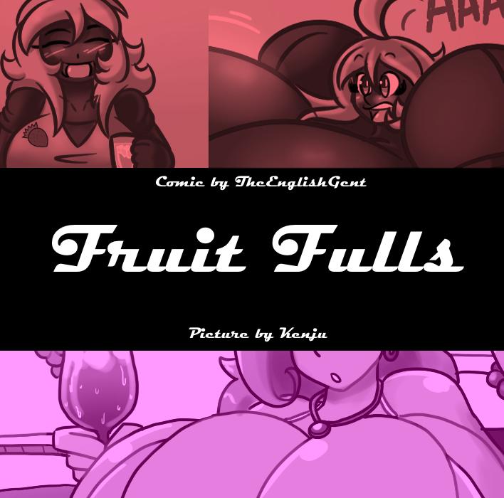 Donation Comic: Fruit Fulls by TheEnglishGent