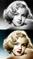 Marilyn Monroe 04 by bluishcanti