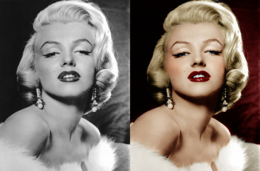 Marilyn Monroe 005 by bluishcanti