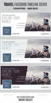 Travel Facebook Timeline Covers by webduckdesign
