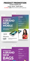 Multipurpose Product Promotion Flyer by webduckdesign