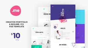Me Adbanner Profile by webduckdesign