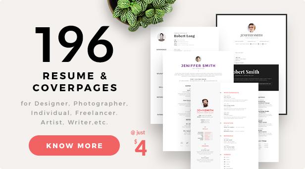 resume by webduckdesign