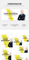 Corporate Web Ad Banners by webduckdesign