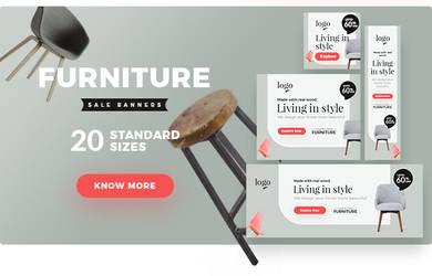 Furniture Sale Banner Dp