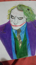 heath joker by gizz32