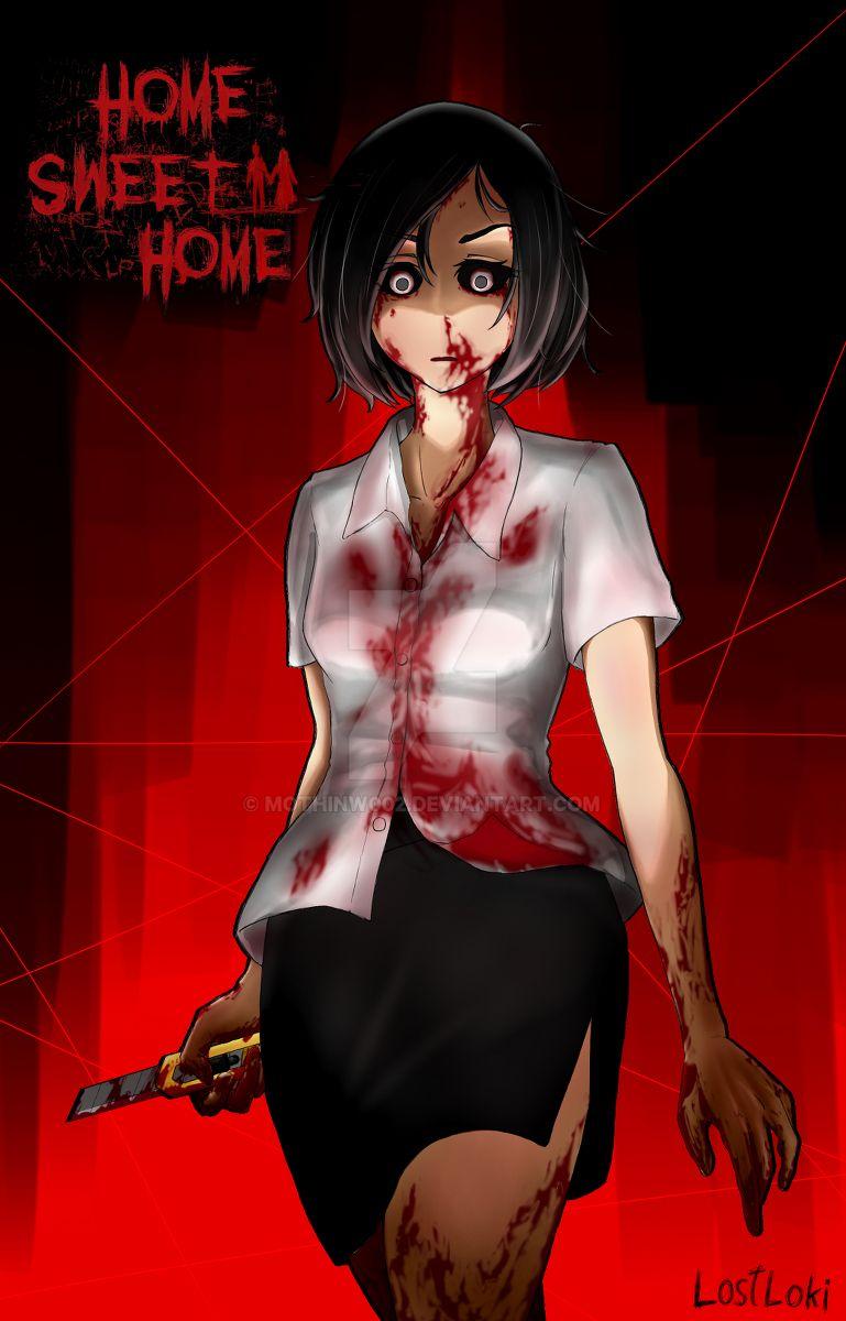Home Sweet Home (Thai Horror game) by mothinw002 on DeviantArt