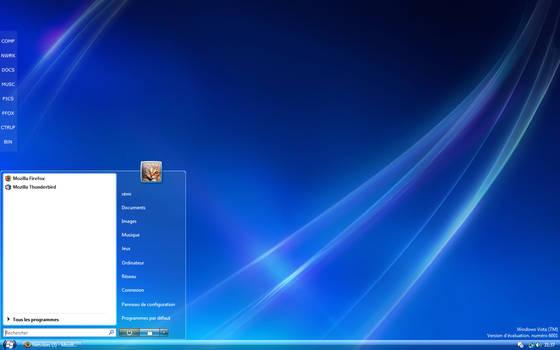 My Vista Desktop