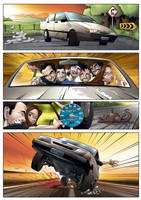 The Gang Issue 2 - Page 1 by PatrickBrown