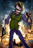 Why So Serious? by PatrickBrown