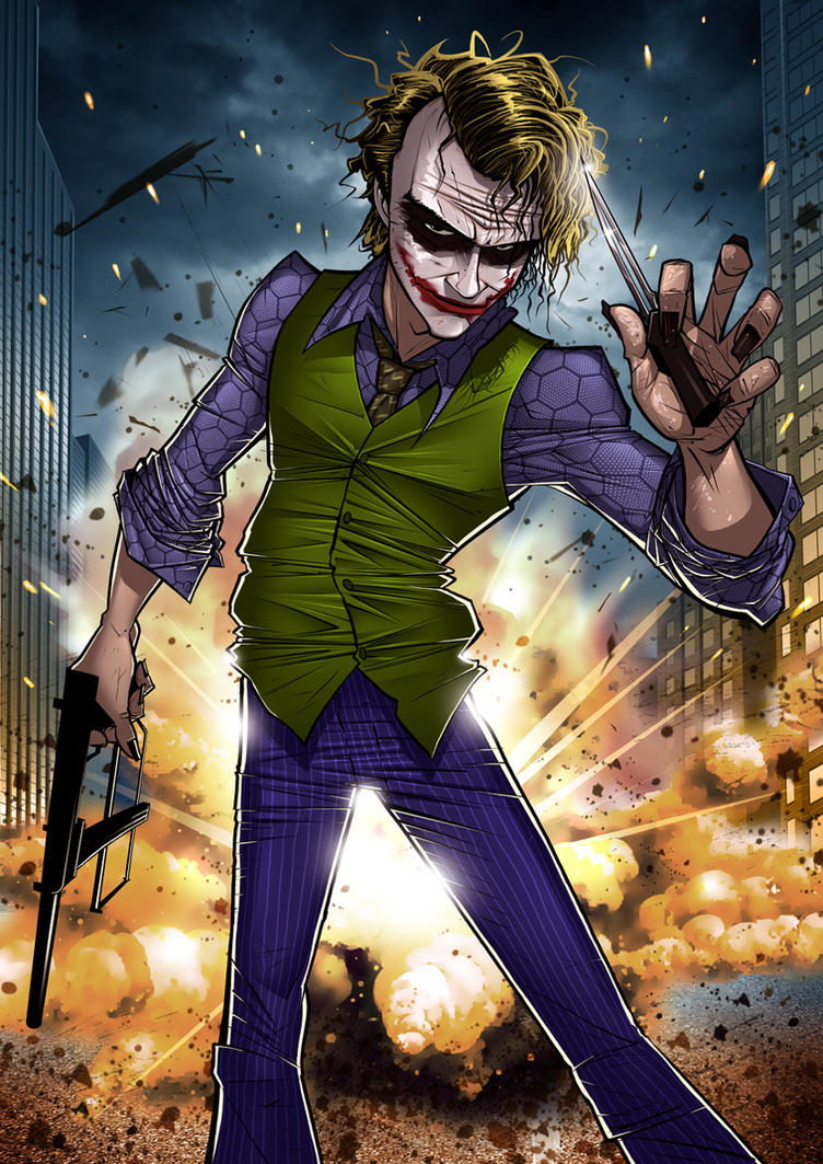 Why So Serious? by PatrickBrown  Why So Serious?...