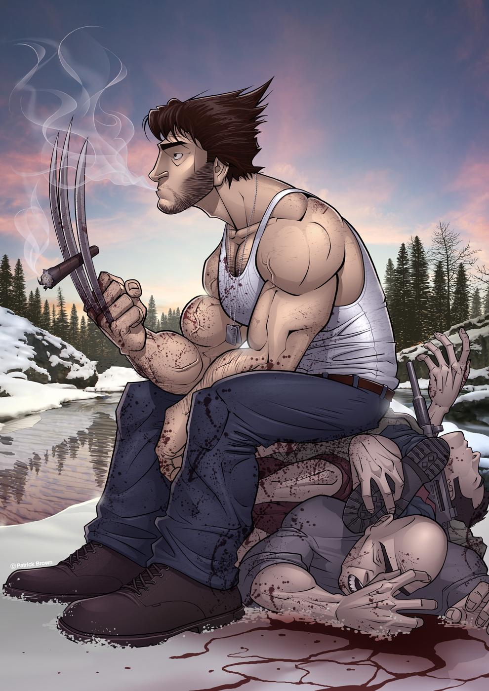 Wolverine: Origins by PatrickBrown