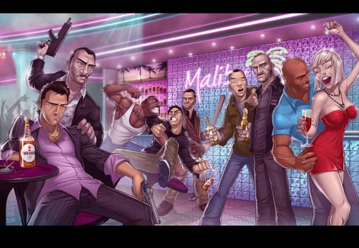 GTA: LEGENDS III