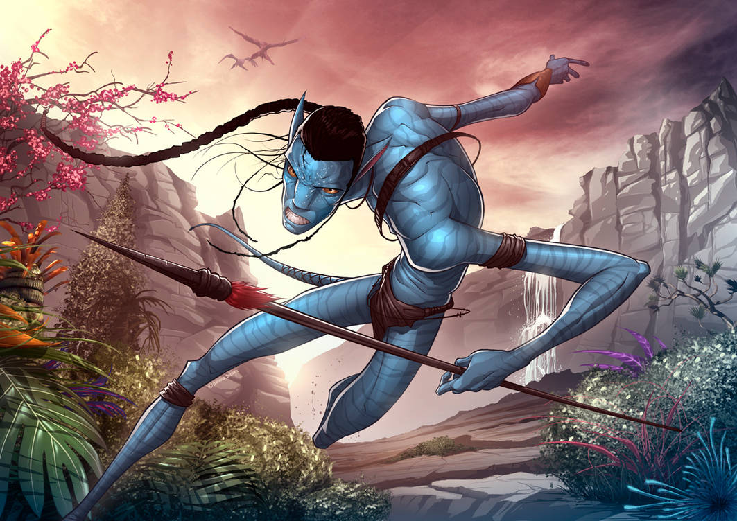 Avatar by PatrickBrown