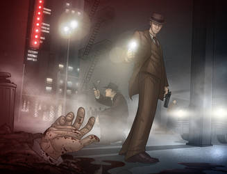 L.A. Noire by PatrickBrown