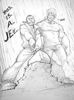 Grand Theft Thor
