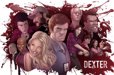 Dexter: The Dark Defender