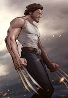 Wolverine by PatrickBrown