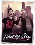 Greetings from Liberty City