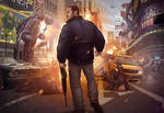 Grand Theft Auto IV Finale by PatrickBrown