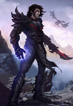 Skyrim - The Dragonborn