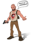 Max Payne 3 cartoon
