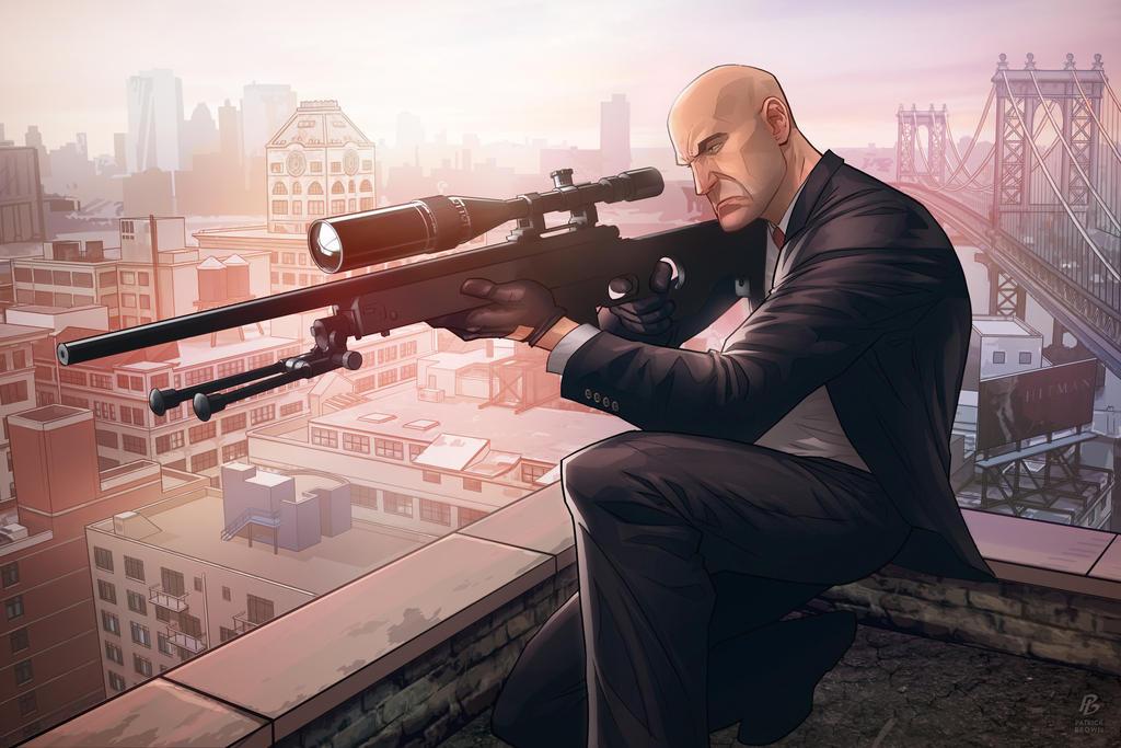 Hitman: Sniper Challenge by PatrickBrown