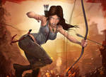 Tomb Raider Reborn Contest by PatrickBrown