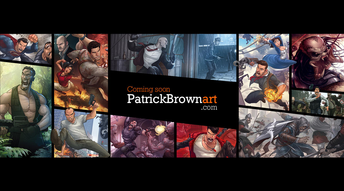 PatrickBrownart.com by PatrickBrown